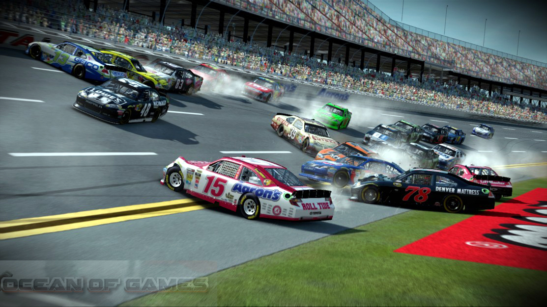 real nascar game online