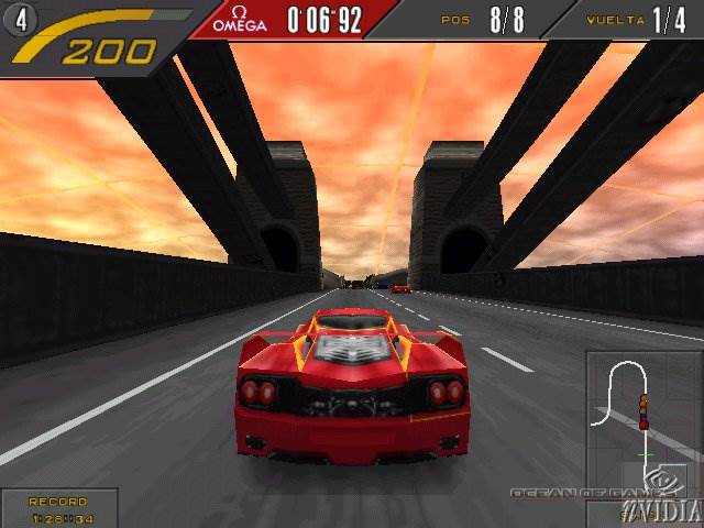 nfs 2 se free  full version for windows xp