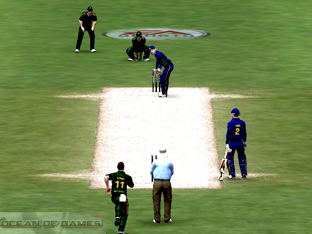 Cricket 07 Features