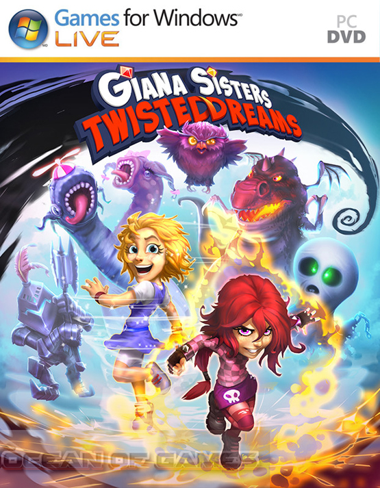 Giana Sisters Twisted Dreams Setup Free Download