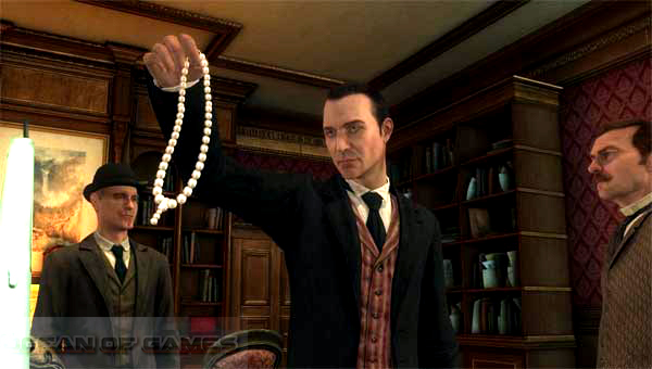 The Testament of Sherlock Holmes Setup Free Download