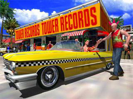 downlod free crazy taxi