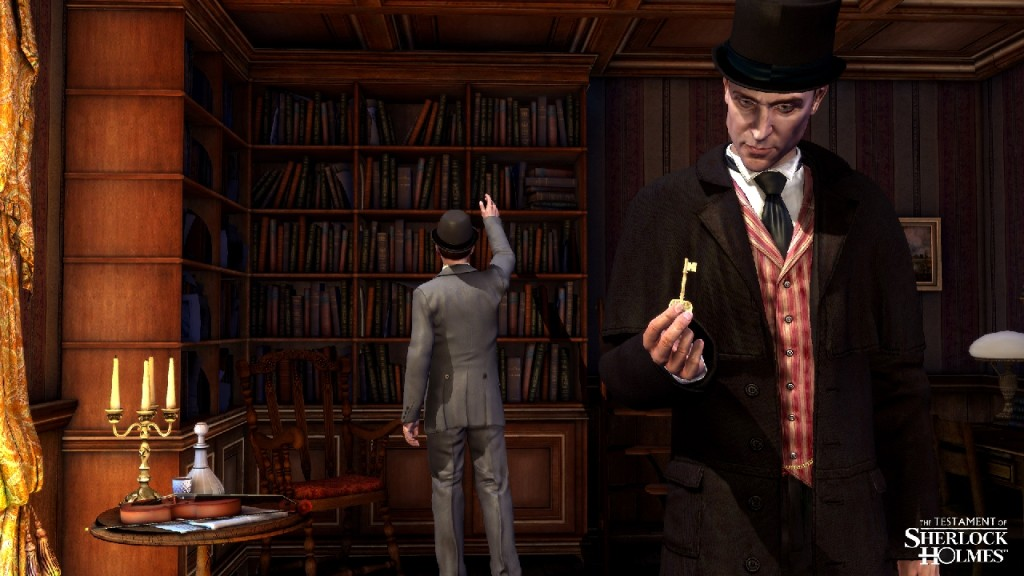 free download The Testament Of Sherlock Holmes