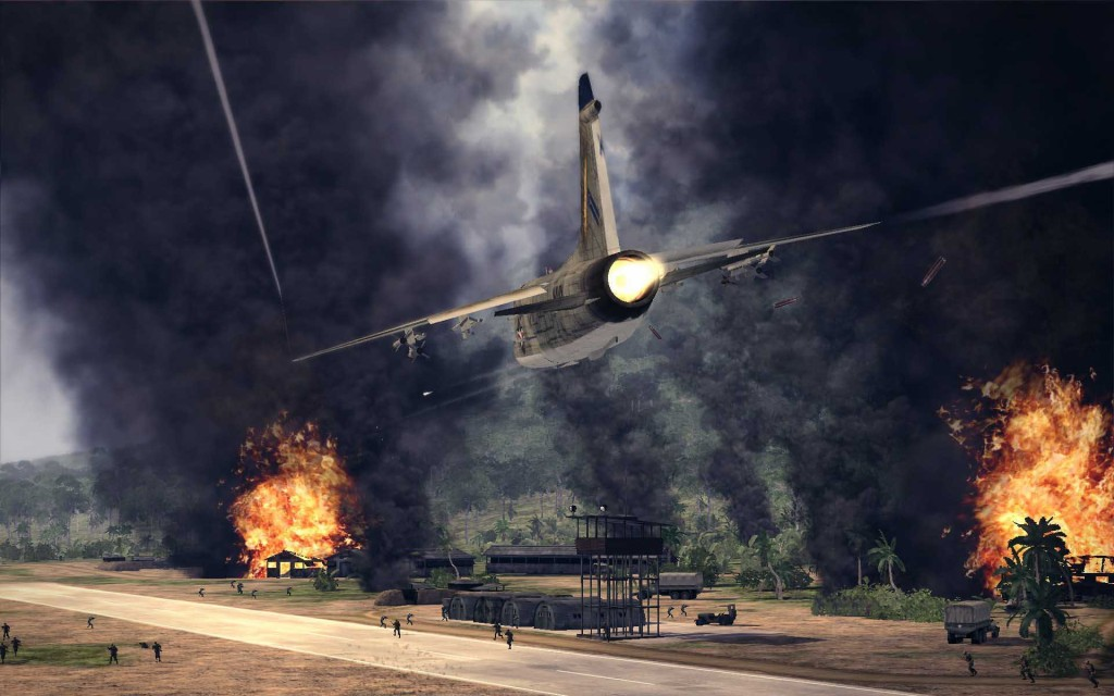 Air Conflicts Vietnam Free setup
