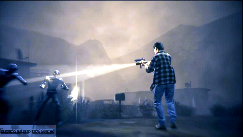 Alan Wake American Nightmare Setup Free Download