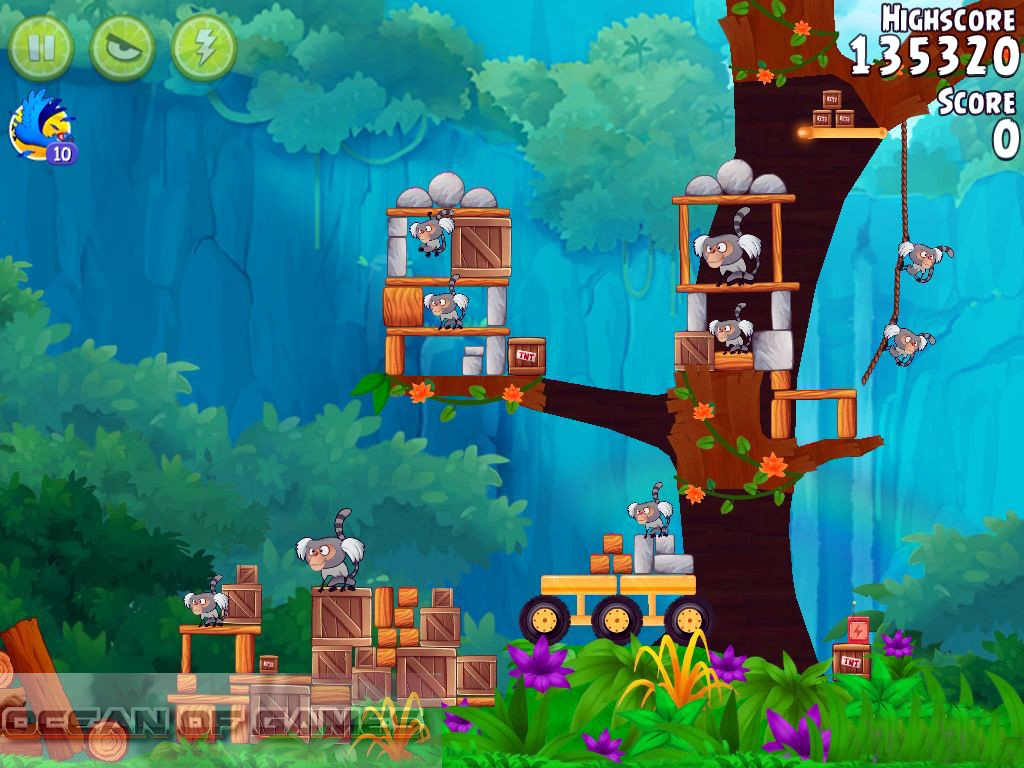 angry bird rio game free download for pc full version with crack