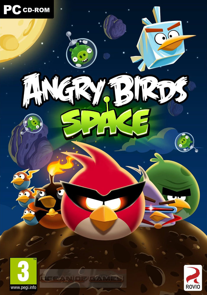 angry birds space online game
