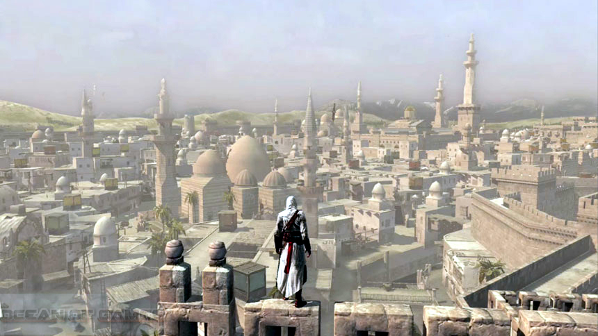 Assasins Creed 1 Features
