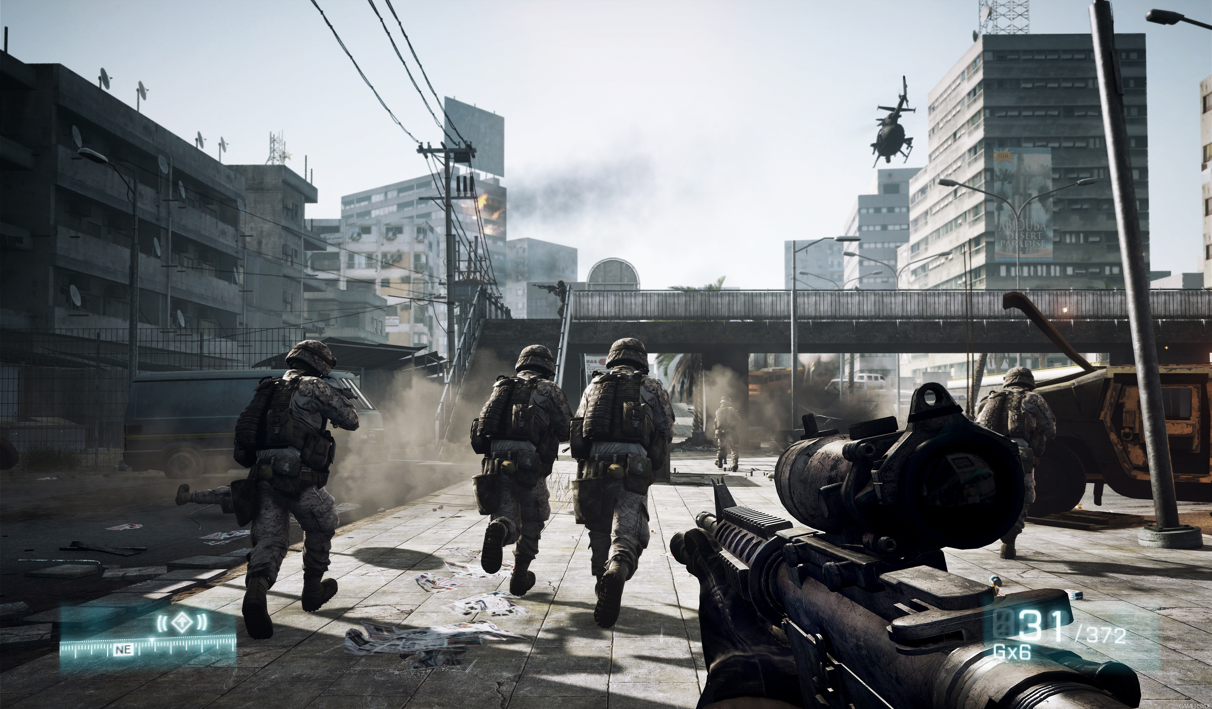 Battlefield 3 PC System Requirements