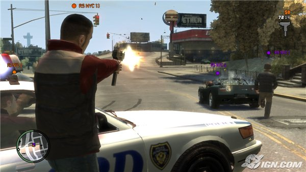 Download game gta 4 for android
