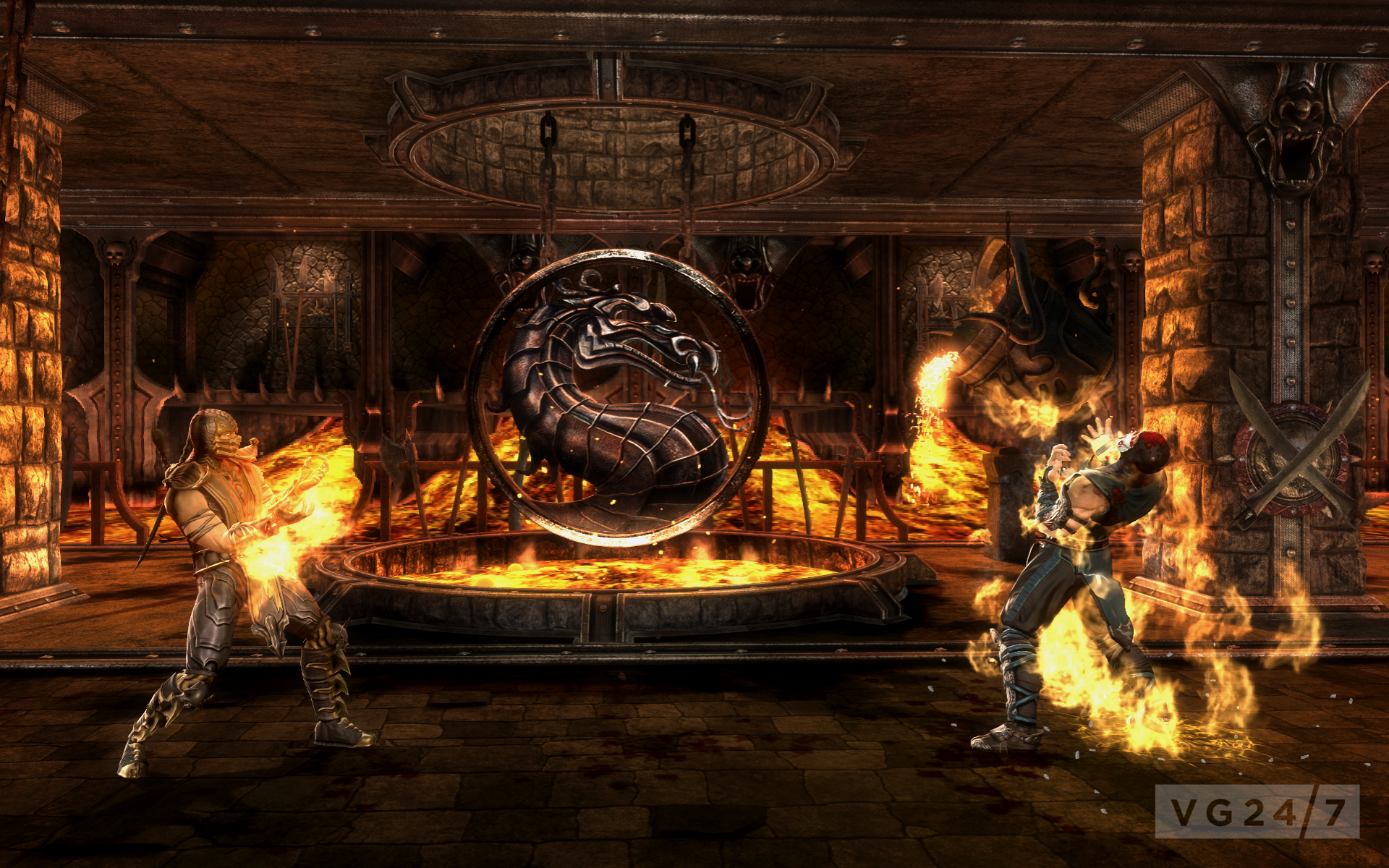 Mortal Kombat Komplete Edition Free Download