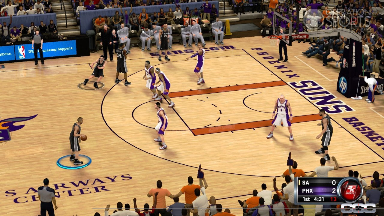 NBA 2K12 Free Download