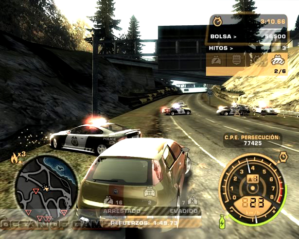 need for speed most wanted 2005 exe setup download
