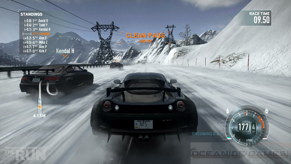 Need For Speed The Run Free Download Ocean Of Games