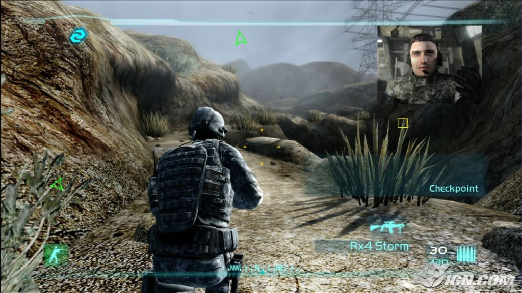 Ghost <b>Recon Advanced Warfighter</b> Game - Free Download Full Version ...