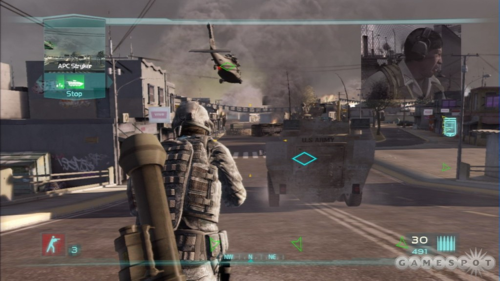 Tom Clancy Ghost Recon Advanced Warfighter 2 PC