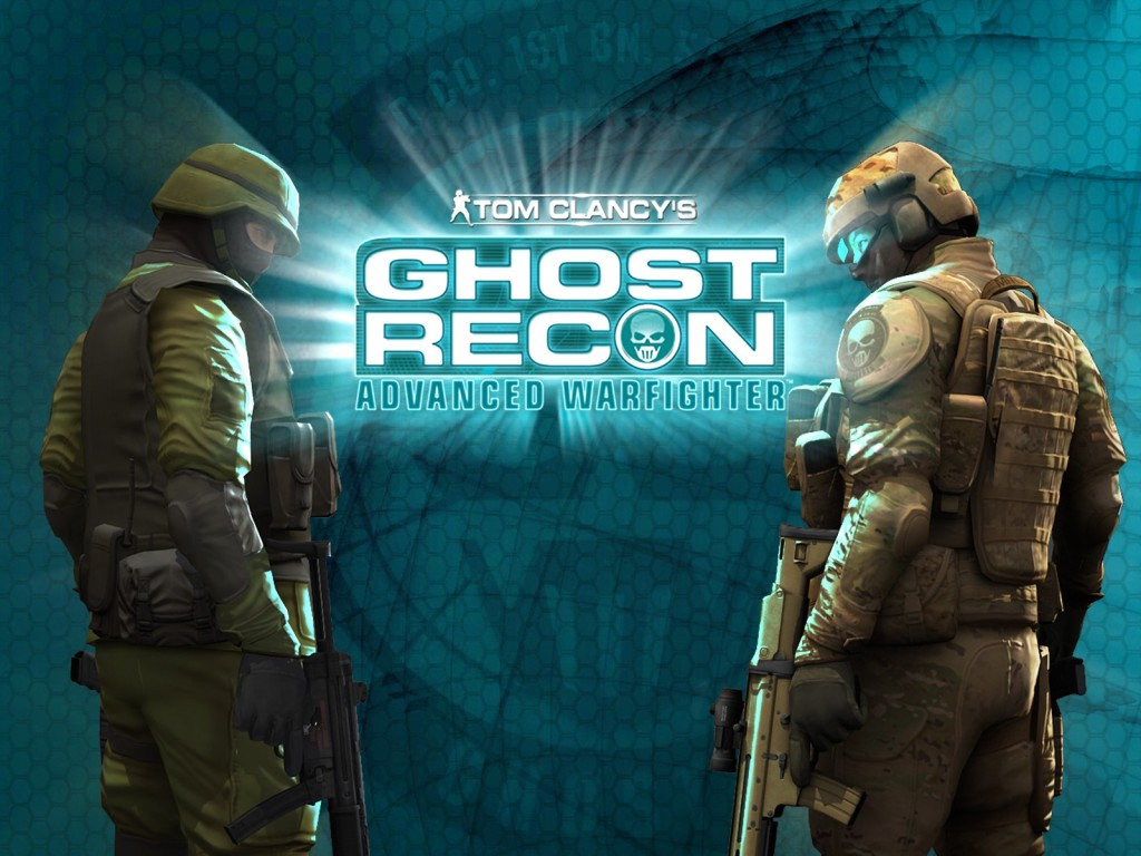 Ocean Of Games ? Tom Clancy Ghost Recon Advanced Warfighter Free ...