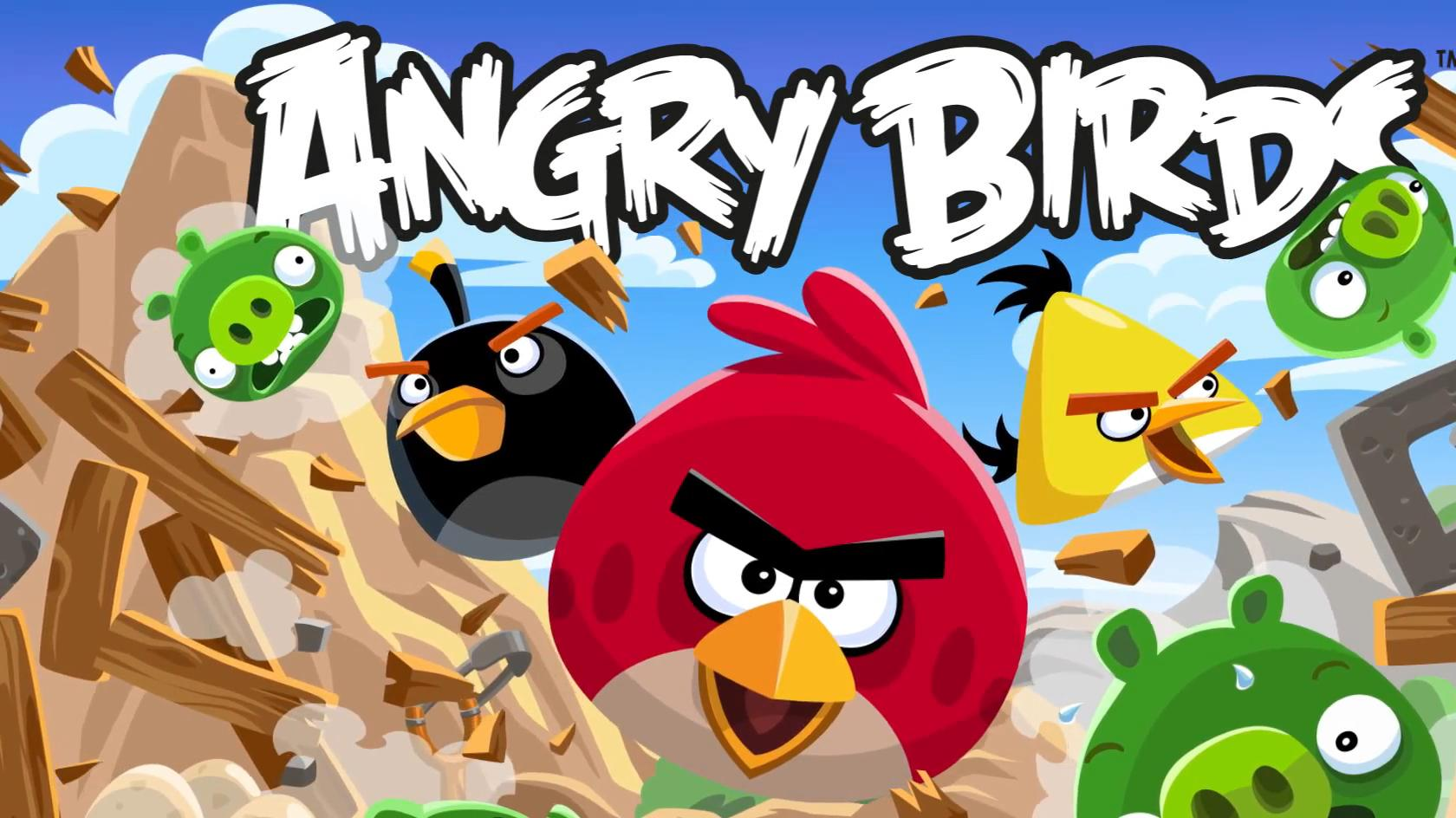 Download Angry Birds Theme