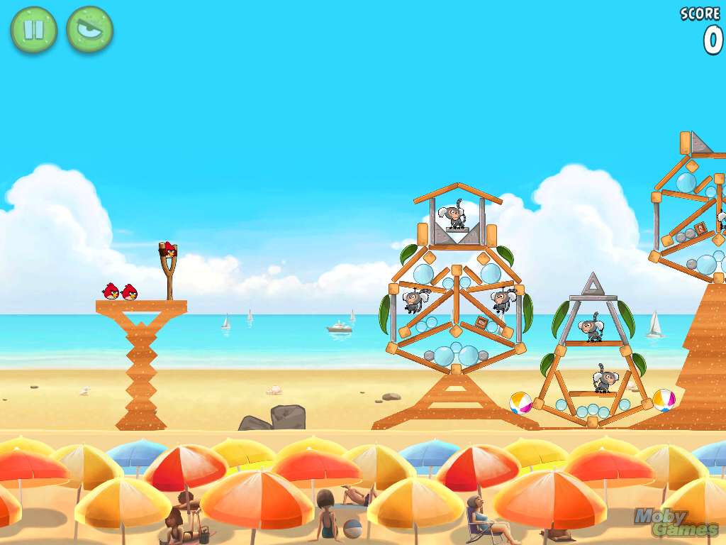 Angry Birds Rio Free Download - Ocean Of Games