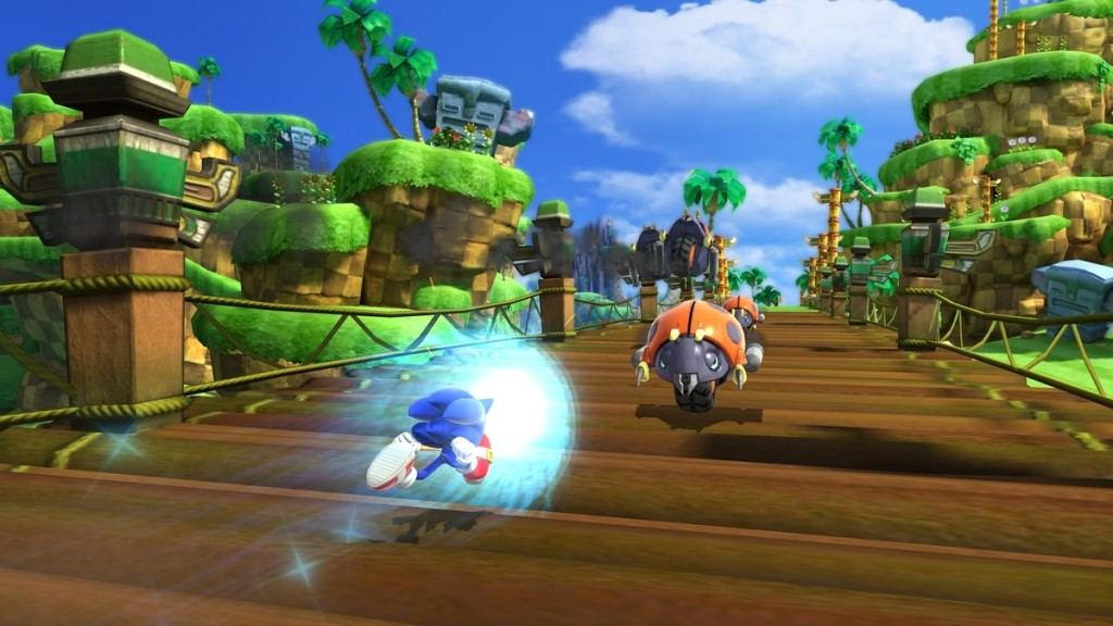 Download Free Sonic Generations