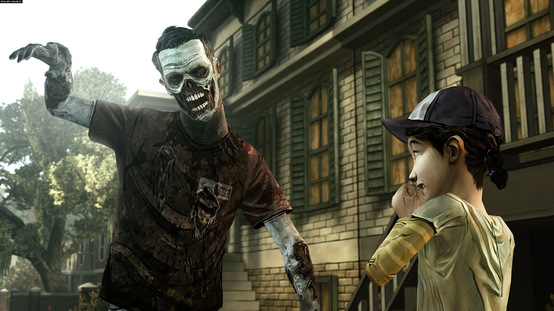 free walking dead game