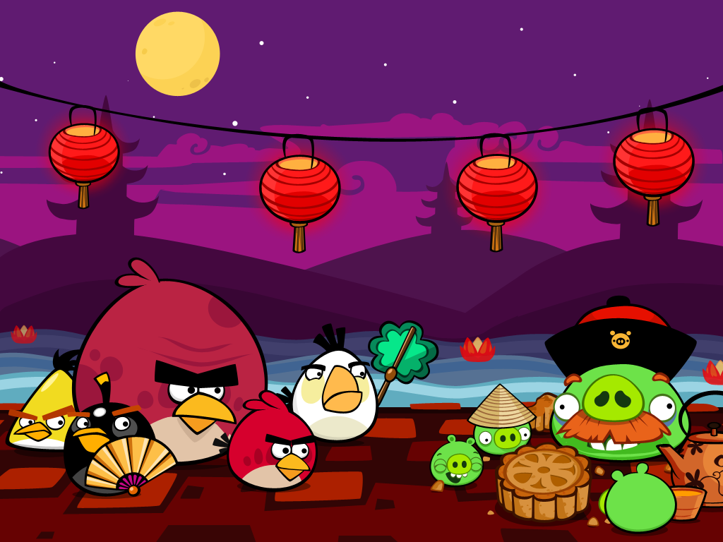 Angry Birds Game - Free Download - ToomkyGames.com