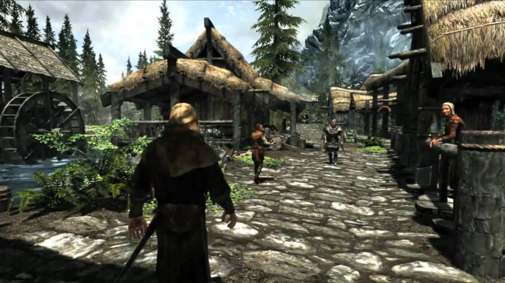 the elder scrolls v sktrim download free