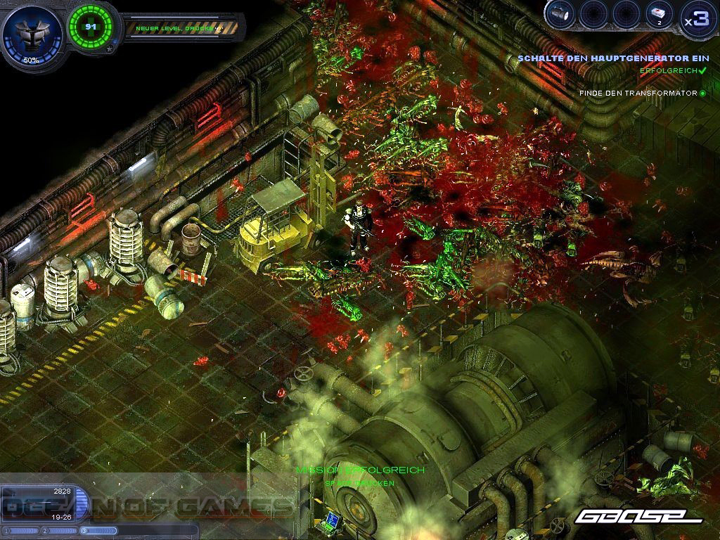 Alien Shooter 2 Setup Download For Free