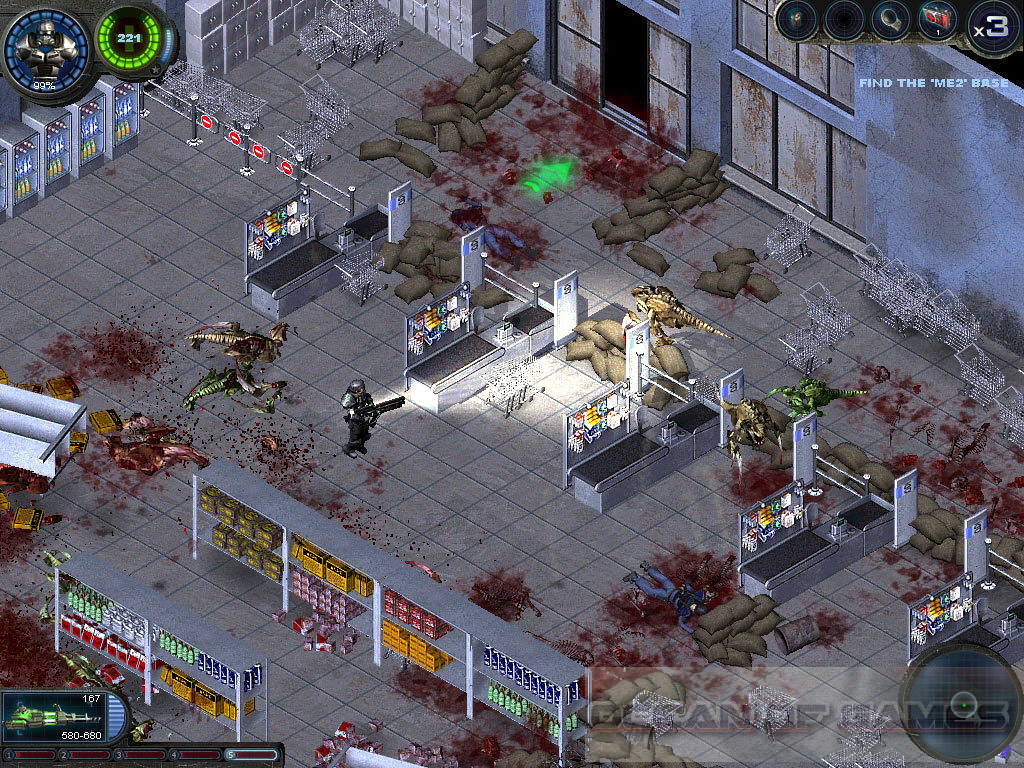 Alien Shooter 2 Setup Free Download