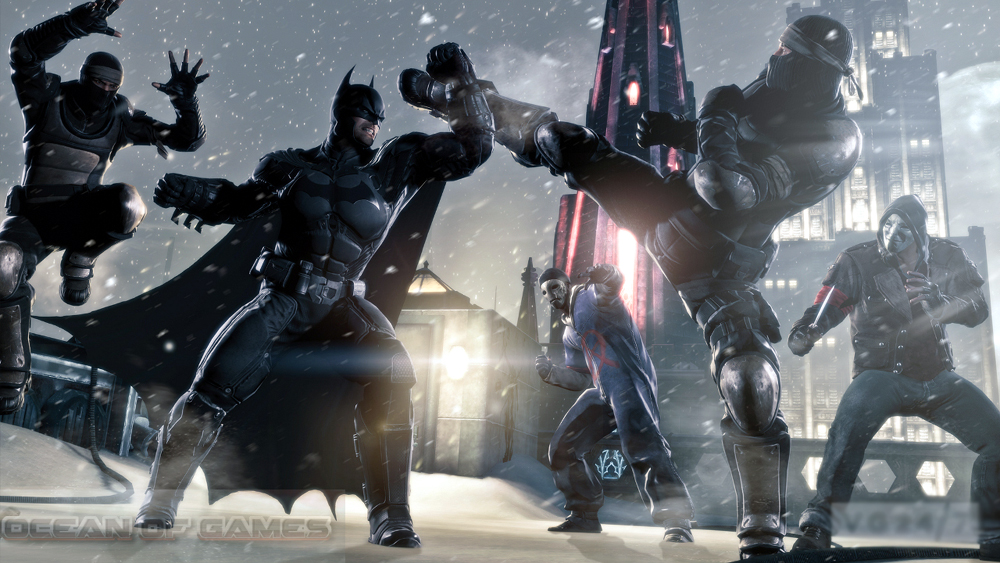 Batman Arkham Origins Download For Free