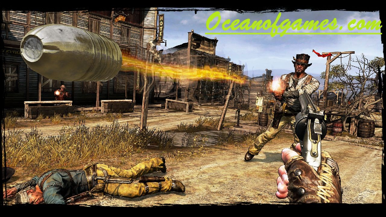 Call of Juarez Gunslinger Download