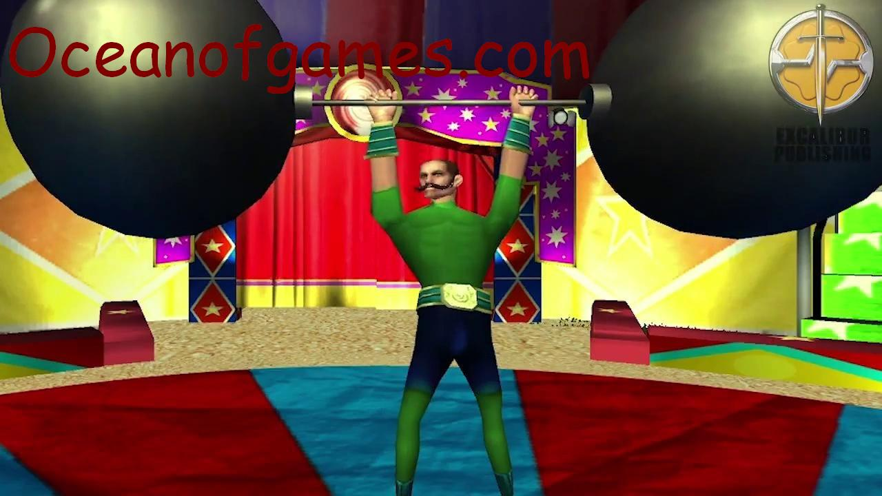 Circus World Game Free