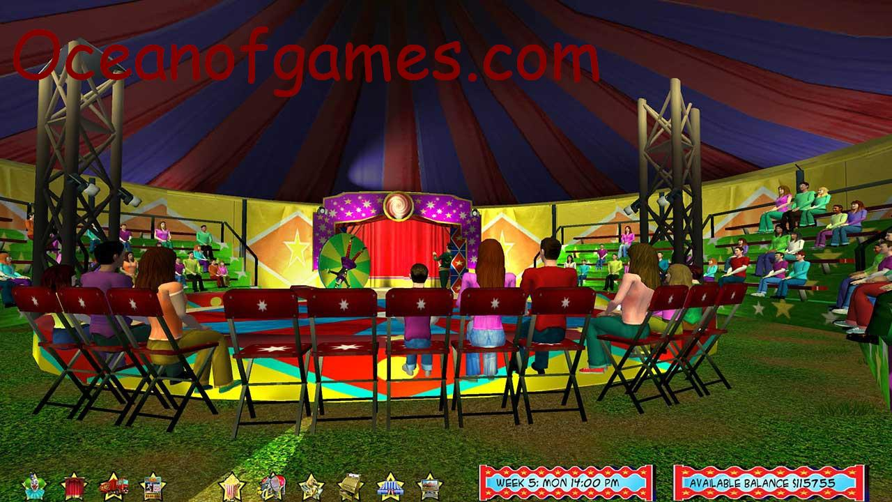 Circus World Game