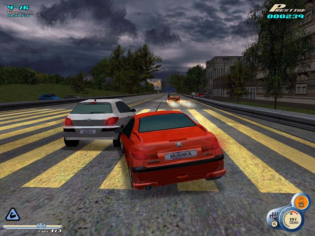 City Racing Free Download