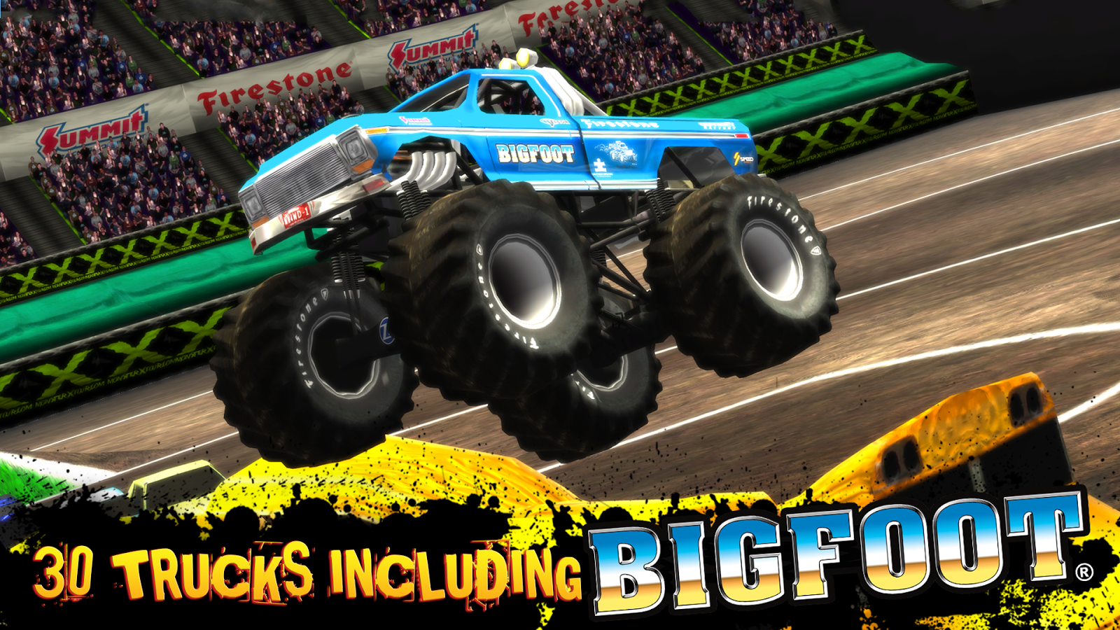 monster truck challenge free download ocean of games. Black Bedroom Furniture Sets. Home Design Ideas