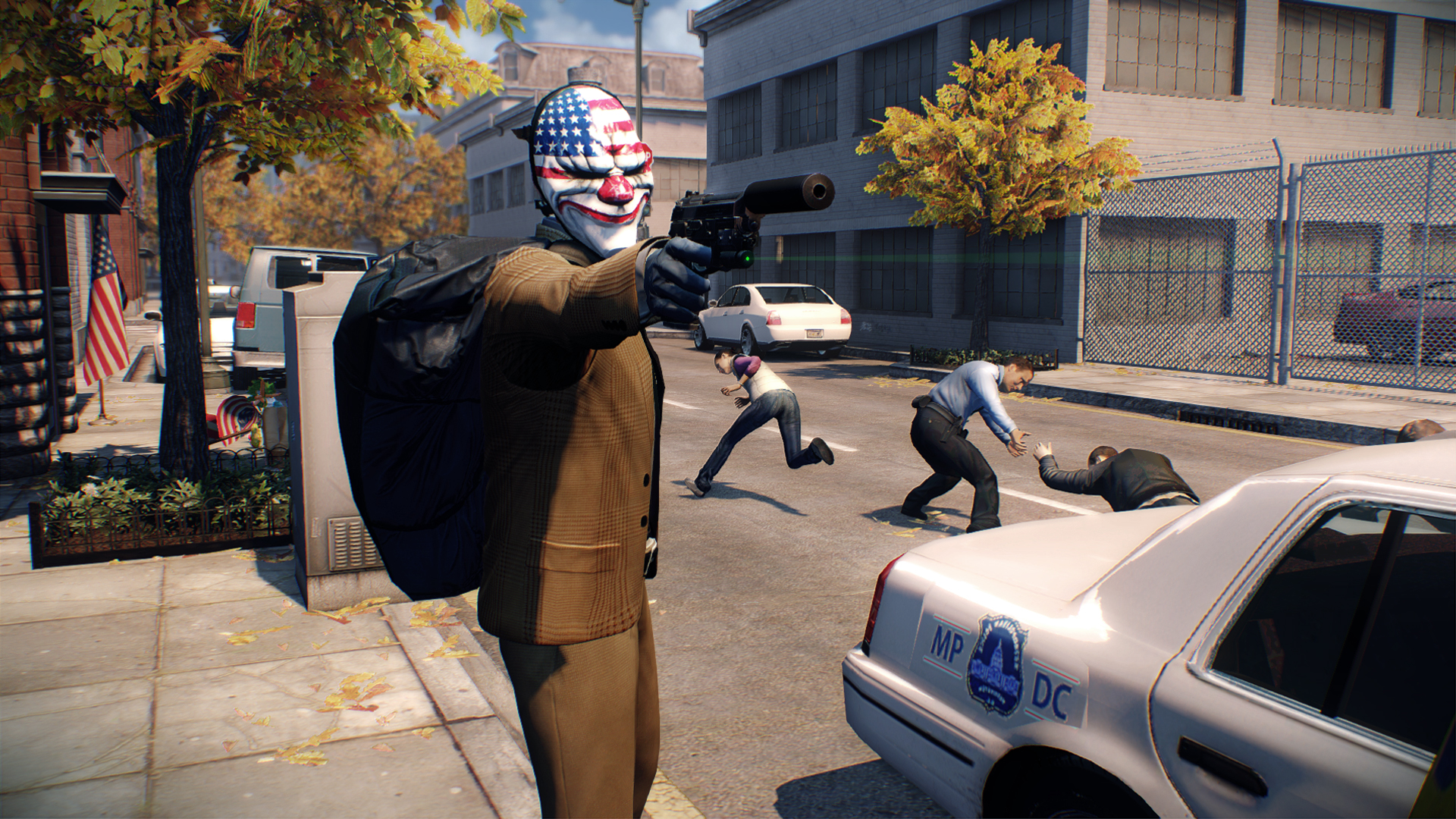 Payday 2 Career Criminal Edition Free Download