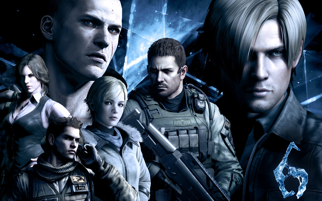 Resident Evil 6 Free Download