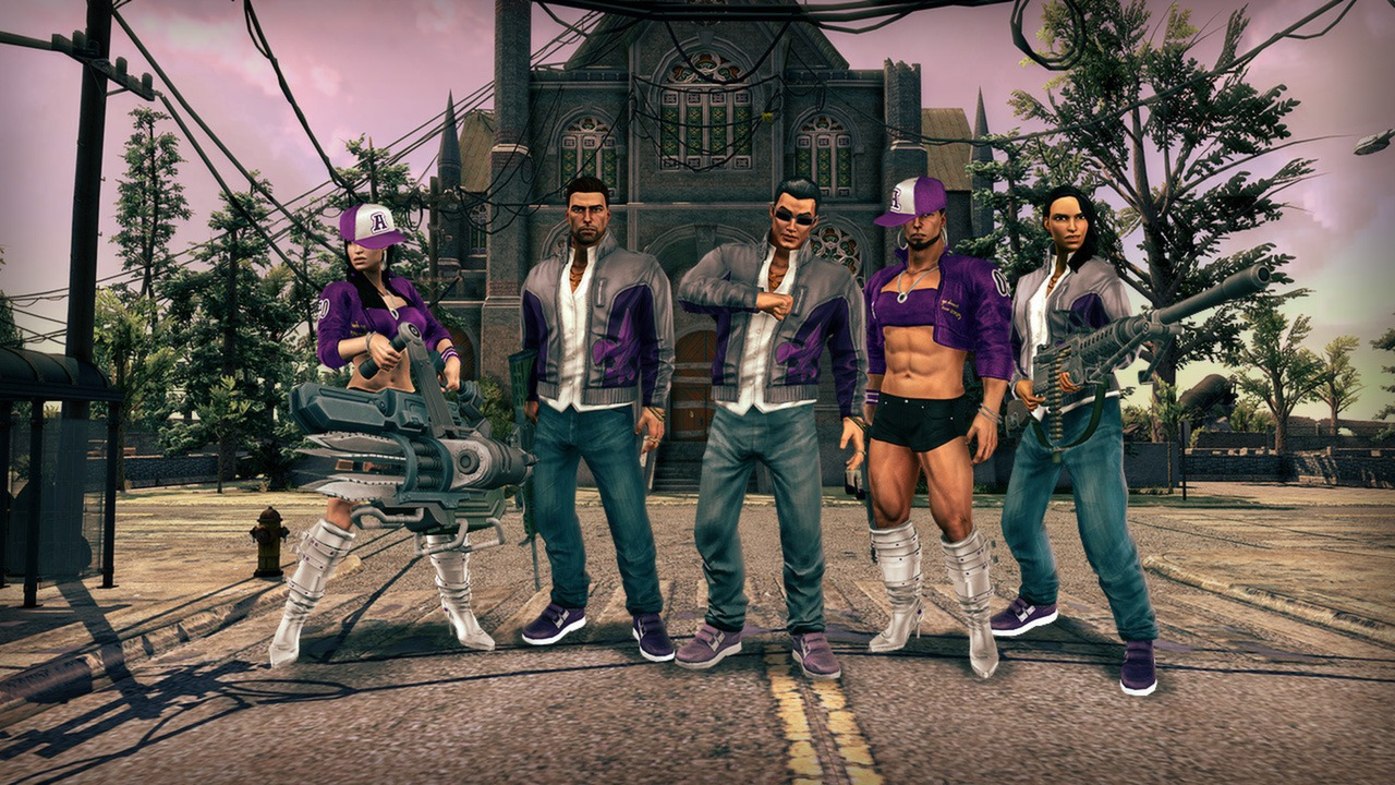 Saints Row IV Free