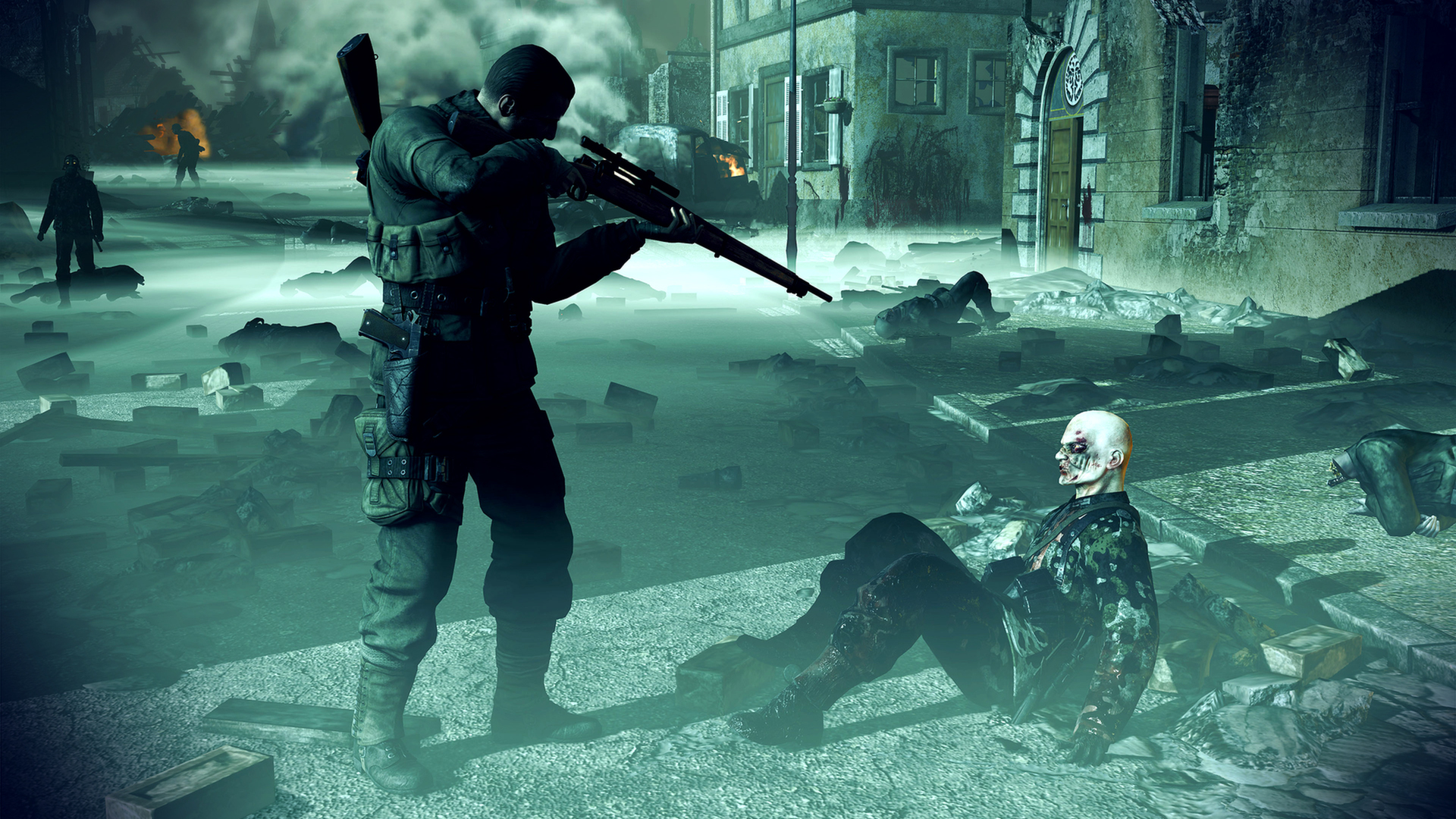 Sniper Elite Nazi Zombie Army Download