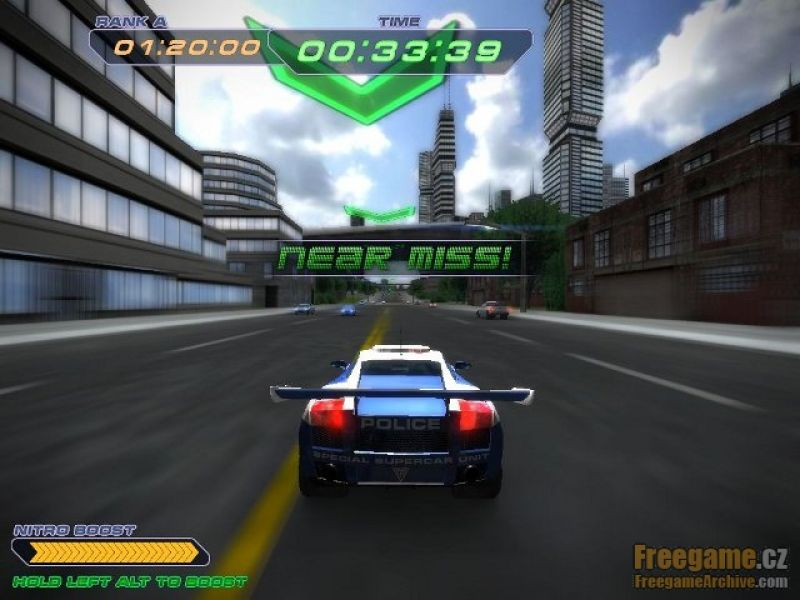 Some Games Of Car Racing
