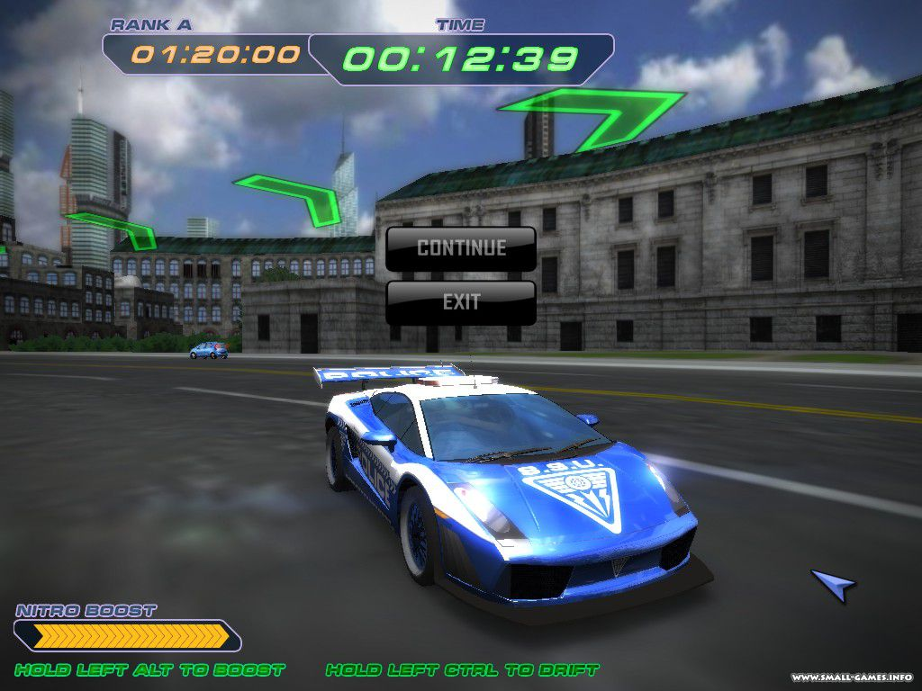 A Game For Free : Police super cars racing free download