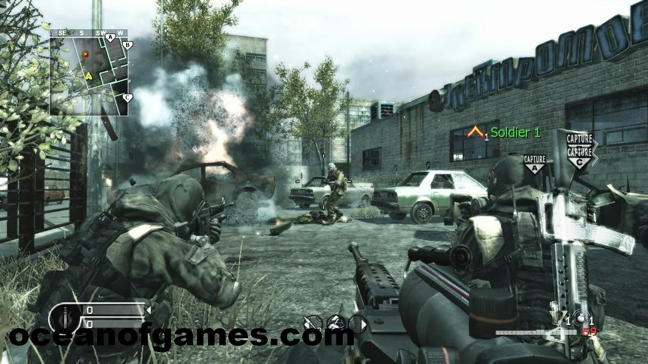 modern warfare free download