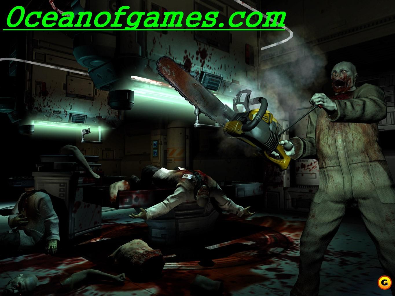 Doom 3 Free Download - Ocean Of Games