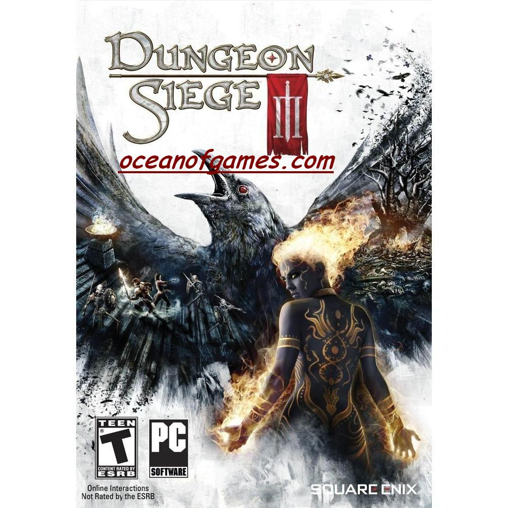 Dungeon Siege 3 Free Download