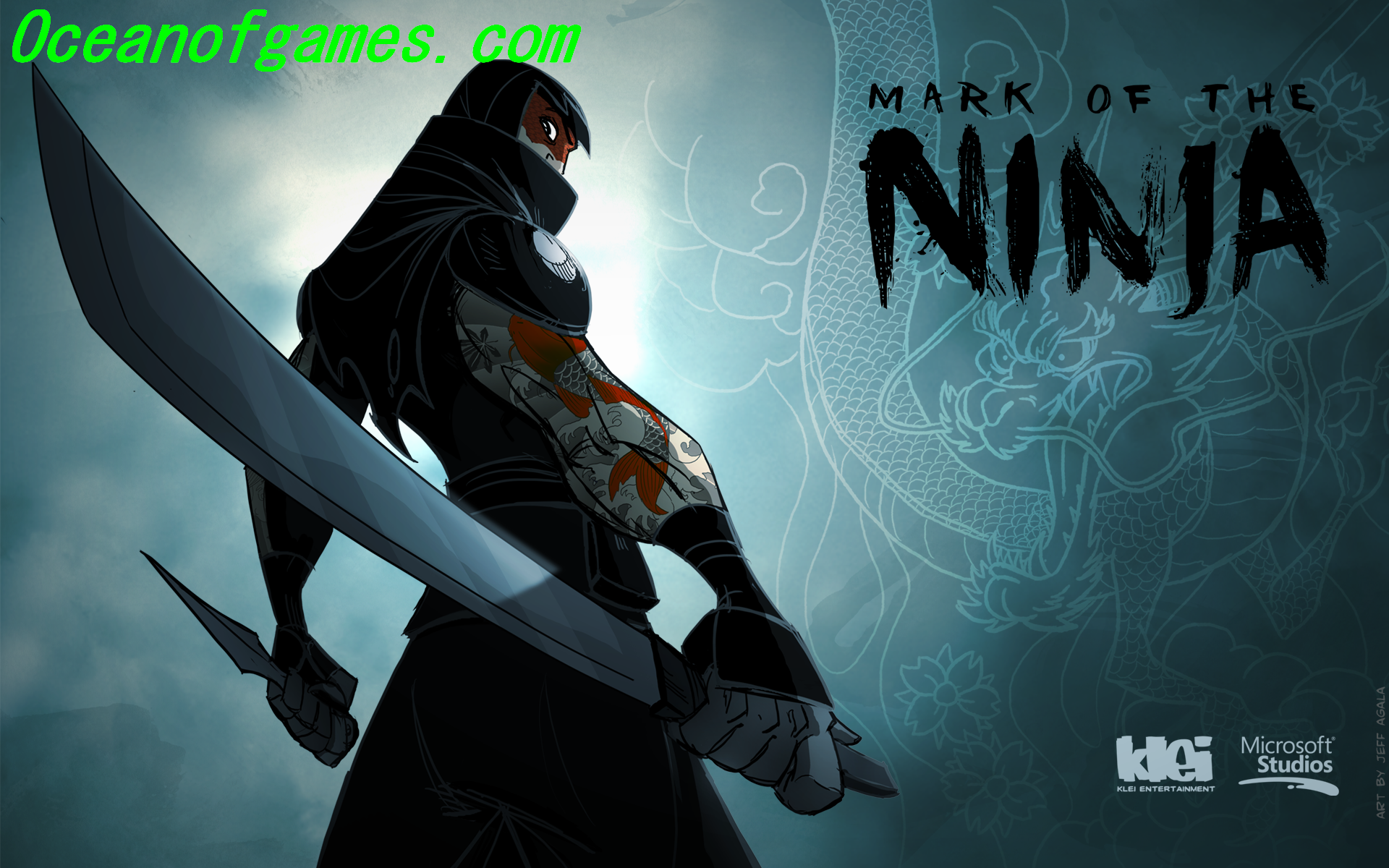 Mark Of The Ninja Free Download
