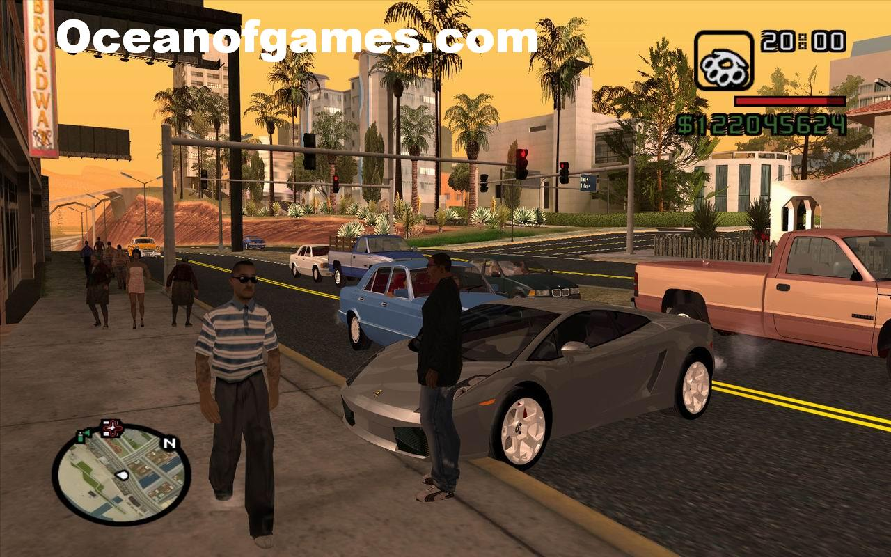 How to play gta san andreas online for free.