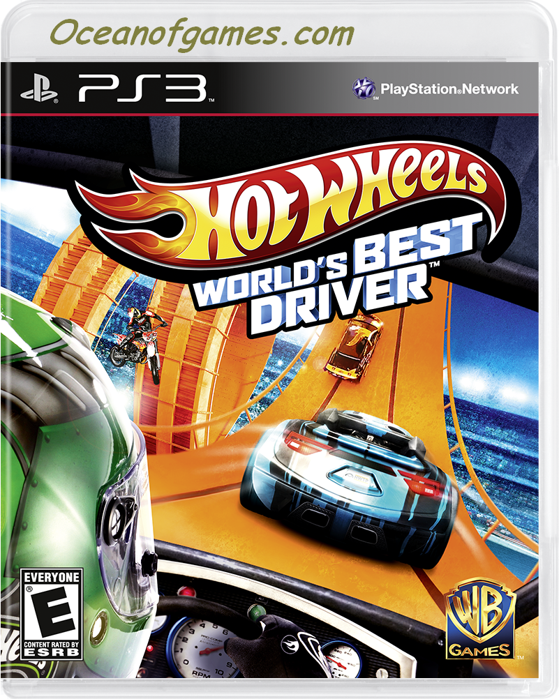 Hot Wheels Worlds Best Driver free download