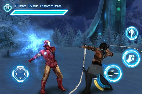 Iron Man Game Download Free