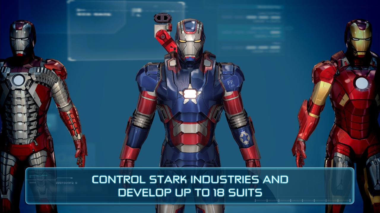 Iron Man 3 Games Free