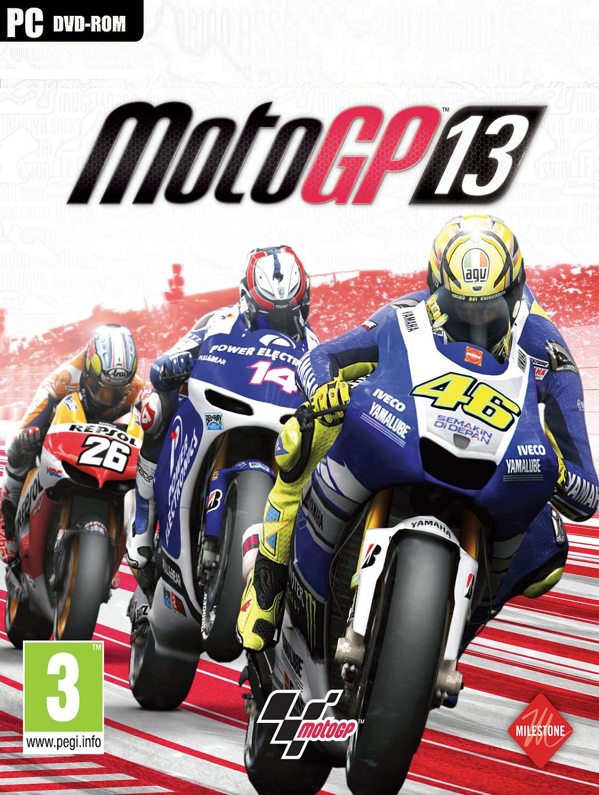 » MotoGP 13 Free Download AllGames4ME © 2014
